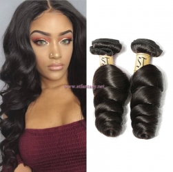 ST Fantasy Malaysian Virgin Hair Loose Wave 4Bundles