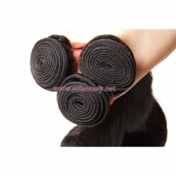ST Fantasy Virgin Indian Hair Loose Wave Weft 3Bundles