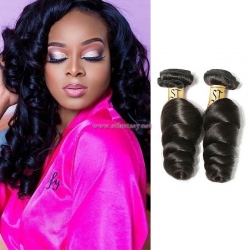 ST Fantasy Virgin Peruvian Hair Loose Wave 3Bundles