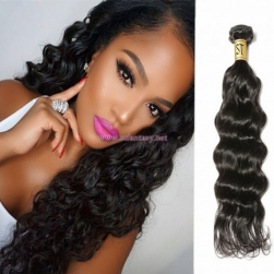 ST Fantasy Virgin Brazilian Deep Wave Hair 4Bundles Weaves