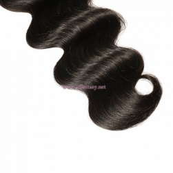 ST Fantasy Brazilian Hair 4Bundles With Lace Closure Body Wave Hair Weft